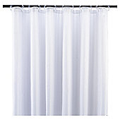 Satin Stripe Shower Curtain