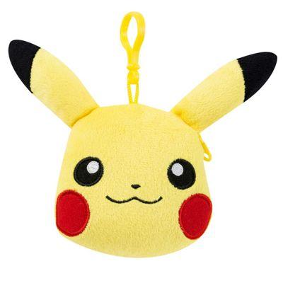 Pikachu Plush Coin Purse / Wallet