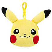 Pikachu Plush Coin Purse / Wallet