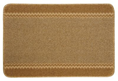 Dandy Kilkis Brown Contemporary Rug - Runner 67cm x 180cm
