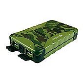 Sandberg Outdoor Powerbank (10400 Mah) Usb Charger - Batteries and Power