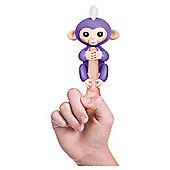 Fingerlings Monkeys Purple Mia