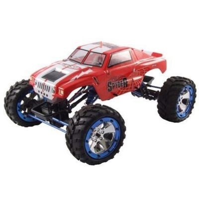 Ftx Spyder 1/10 Super Crawler 4wd Rtr - Combo W/batt/charger Item# FTX5500C