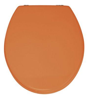 Wenko Prima Toilet Seat in Orange 158C