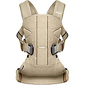 BabyBjorn Baby Carrier One (Birchwood Beige)