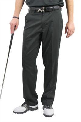 Woodworm Dryfit Flat Front Golf Trousers Black 3231