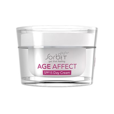 Sorbet Age Affect Day Cream SPF 15 50ml
