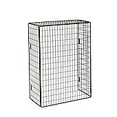 Lifestyle Black Cabinet Heater Guard