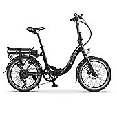 Wisper 806SE Folding Electric Bike 16Ah