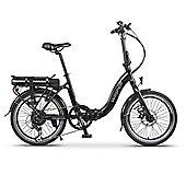 Wisper 806SE Folding Electric Bike 16Ah