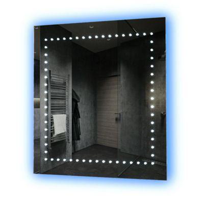 Lamda Ambient RGB LED Bathroom Mirror