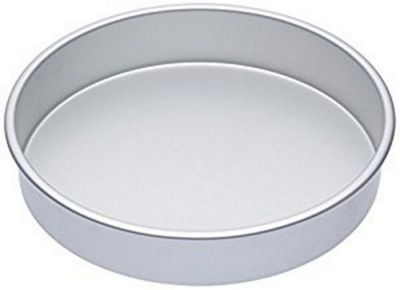 Silverwood Anodised Solid Base Round Sandwich Pan 20cm