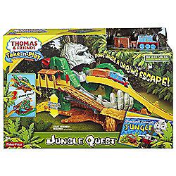 Thomas & Friends Take-n-Play Jungle Quest Set