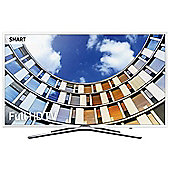 Samsung M5510 49 Inch Smart Wifi Built In Full HD TV - White