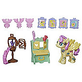 My Little Pony Pop Story Pack ? Fluttershy Cottage Decorator Kit