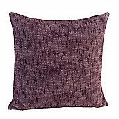 Nirvana Cotton Mauve Scatter Cushion, 60 x 60 cm