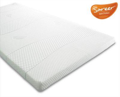 Sareer Memory Foam Topper - Small Single 2ft6