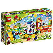 LEGO DUPLO Town Fun Family Fair 10841