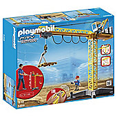 Playmobil 5466 City Action Construction Large Crane with Infra-Red Remote Control