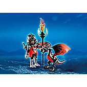 Playmobil Knight With Dragon
