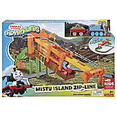 Thomas & Friends Adventures Misty Island Zip-line