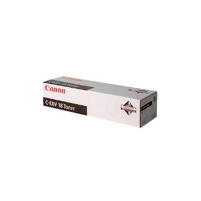 Canon C-EXV 18 (Black) Toner Cartridge