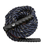 We R Sports BattleXtreme Battling Rope BLACK 50mm