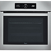 Whirlpool AKZ6230IX 600mm Built-in Single Electric Oven, Stainless Steel