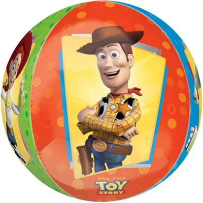 Toy Story Orbz Balloon - 25 inch Foil