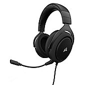 Corsair HS50 Stereo Gaming Headset - Carbon Black