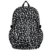 Chok Small Skulls Repeat Black Backpack