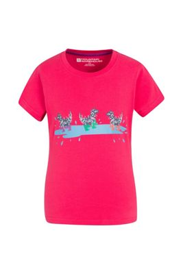 Mountain Warehouse Dogs In Mud Kids Tee ( Size: 2-3 yrs )
