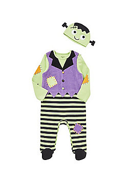F&F Frankenstein Halloween Costume - Green