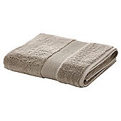 WEST PARK 600gsm  EGYPTIAN COTTON BATH SHEET TAUPE