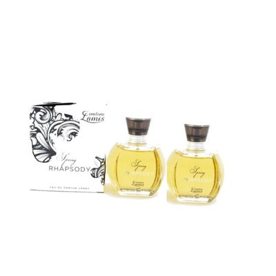 Spring Rhapsody For Women Eau de Toilette Perfume by Creations Lamis 2 x 100ml