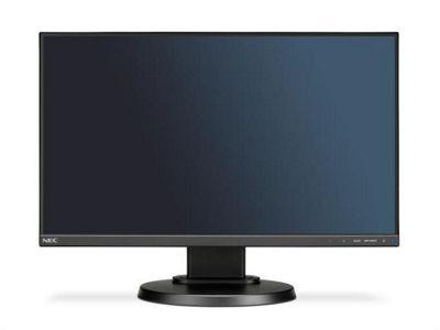 NEC 60004224 22 BlackLED Monitor Full HD 2x 1W Speakers 110mm Height adjustable VGA / DisplayPort and HDMI - (Monitors > Monitors)