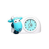 ZAZU SAM Sleeptrainer & Nightlight BLUE