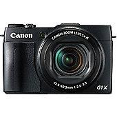 Canon PowerShot G1 X Mark II Digital Camera Premium Kit - Black