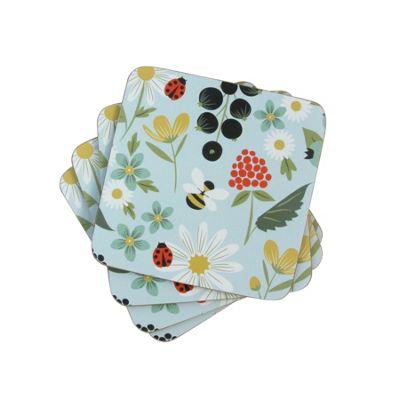 Kitchen Garden Coasters