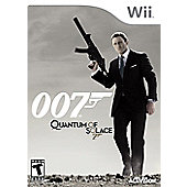 007 Quantum Of Solace - James Bond - NintendoWii