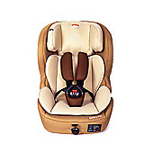 KinderKraft Safety Fix Car Seat - Beige