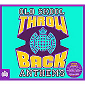 Throwback Old Skool Anthems (3CD)
