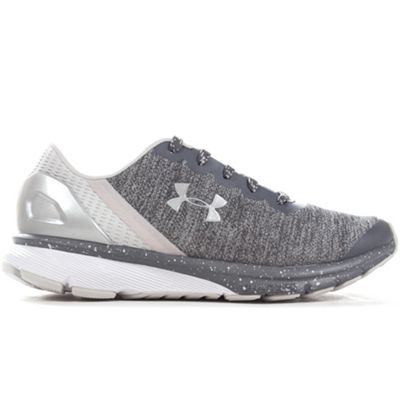 Under Armour Charged Escape Womens Running Trainer Grey - UK 6