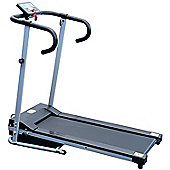 Homcom Motorised Electric Treadmill Running Machine Fitness
