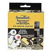 Speedball Oil-Based Block Printing Ink Starter Set