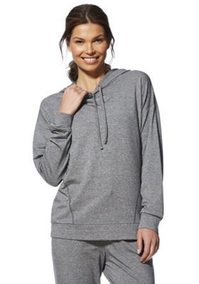 F&F Active Soft Touch Hoodie Grey XS