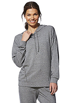 F&F Active Soft Touch Hoodie - Grey