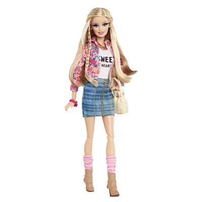Barbie Style Doll - Barbie with Skirt
