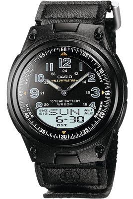 Casio Illuminator Combination Watch AW-80V-1BVEF