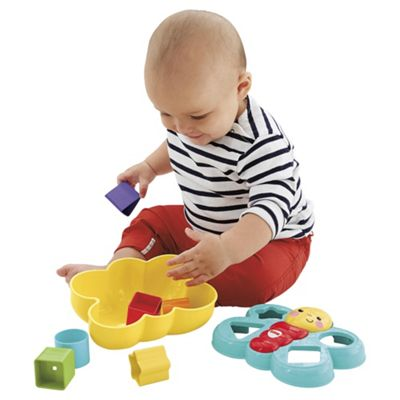 Fisher-Price Sort N Spill Butterfly